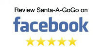 Santa-A-GoGo Facebook Reviews